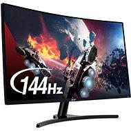 "31,5"" Acer ED322QRPbmiipx prehnutý - LCD monitor"