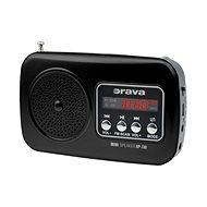 Orava RP-130 čierny - Rádio