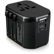 Wontravel JY-303S – UK, EU, US -> EÚ, UK, US; 2× USB