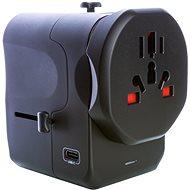 Wontravel JY-603Plus – UK, EÚ, US -> EÚ, UK, US; USB-C