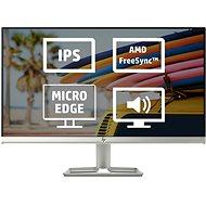 "23,8"" HP 24fw s reproduktorom - LCD monitor"