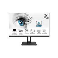 "27"" MSI PRO MP271QP - LCD monitor"