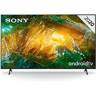 65'' Sony Bravia LED KE-65XH8096 - Televízor