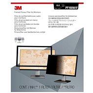 """3M na LCD displej 19"""" widescreen 16:10, černý - Privátny filter"""