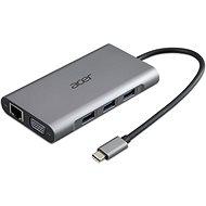 Acer USB-C Docking Station 10 v 1 - Dokovacia stanica