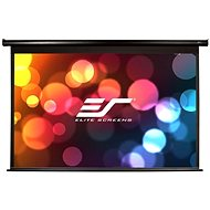 """ELITE SCREENS, roller shutter with electric motor, 150""""(16:9) - Projection Screen"""