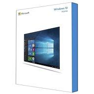 Microsoft Windows 10 Home PLUS CZ 64-bit (DOEM-OA3) - Operačný systém