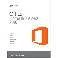 Microsoft Office 2016 Home and Business - Elektronická licencia