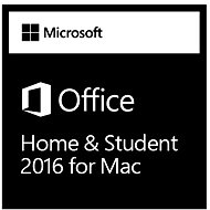 Microsoft Office Home and Student 2016 pre MAC - Elektronická licencia