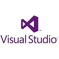 Microsoft Visual Studio Pro 2017 SNGL OLP NL - Elektronická licence