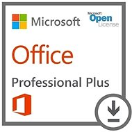 Office Pro Plus SNGL LicSAPk OLV NL 1Y AqY1 AP  Licence/Software Assurance Pack - Elektronická licencia