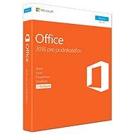 Microsoft Office 2016 Home and Business SK - Kancelársky balík