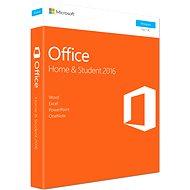 Microsoft Office 2016 Home and Student ENG - Kancelársky balík