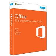 Microsoft Office 2016 Home and Student SK - Kancelársky balík