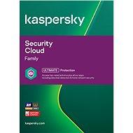 Kaspersky Security Cloud (elektronická licencia) - Internet Security