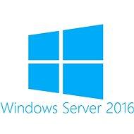 Další 1 klient pro Microsoft Windows Server 2016 ENG OEM USER CAL - Klientské licencie pre server