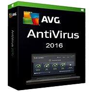 AVG Anti-Virus 2016 predĺženie pre 5 počítačov na 24 mesiacov (elektronická licencia) - Antivírus