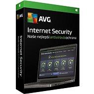 AVG Internet Security pre 1 zariadenie na 12 mesiacov (BOX)