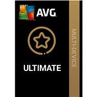 AVG Ultimate na 12 mesiacov (elektronická licencia) - Bezpečnostný softvér