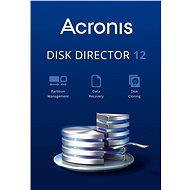 Acronis Disk Director 12 Upgrade (elektronická licencia) - Softvér