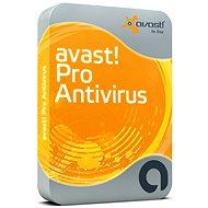 Avast! Pro Antivirus OEM - Antivírusový softvér