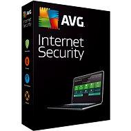 AVG Internet Security 2016 pre 1 počítač na 12 mesiacov - Bezpečnostný softvér