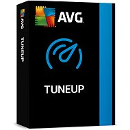 AVG PC TuneUp pre 1 počítač na 12 mesiacov (elektronická licencia) - Softvér na údržbu PC