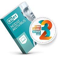 ESET NOD32 Antivirus pre 1 počítač na 24 mesiacov SK (elektronická licencia) - Antivírus