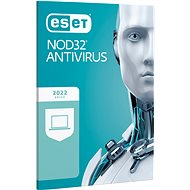 ESET NOD32 Antivirus pre 1 počítač na 12 mesiacov SK (elektronická licencia) - Antivírus