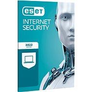 ESET Internet Security pre 1 počítač na 12 mesiacov SK (elektronická licencia) - Internet Security