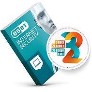 ESET Internet Security pro 1 počítač na 24 měsíců SK (elektronická licence) - Internet Security