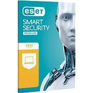 ESET Smart Security Premium pre 1 počítač na 12 mesiacov SK (elektronická licencia) - Internet Security