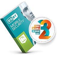 ESET Mobile Security pro Android pro 1 mobil na 24 měsíců SK (elektronická licence) - Antivírus