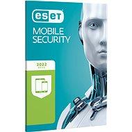 ESET Mobile Security pro Android pro 1 mobil na 12 měsíců SK (elektronická licence) - Internet Security
