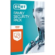 ESET Family Security Pack for 4 devices for 18 months SK (electronic license) - Internet Security