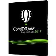 CorelDRAW Graphics Suite 2017 CZE - Small Business Edition CZ/PL - Grafický softvér