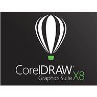 CorelDRAW Home & Student Suite X8 CZ / PL / AJ - Grafický softvér
