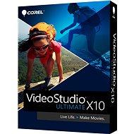 Corel VideoStudio Pro X10 Ultimate ML - Grafický softvér