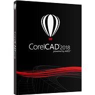CorelCAD 2018 ML - Grafický softvér