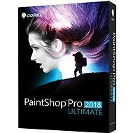 PaintShop Pro 2018 ULTIMATE ML Mini Box - Grafický softvér