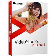 VideoStudio 2018 Pro ML EU Box - Grafický softvér