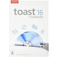 Roxio Toast Titanium 16 ML Mini Box - Napaľovací softvér