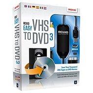 Easy VHS to DVD 3 EN/FR/DE/ES/IT/NL - Softvér