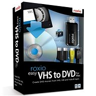 Roxio Easy VHS to DVD for Mac EN - Softvér