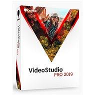 VideoStudio 2019 Pro (BOX) - Strihový softvér