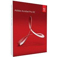 Adobe Acrobat Pro DC v 2017 ENG - Softvér