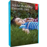 Adobe Photoshop Elements 2018 CZ - Softvér