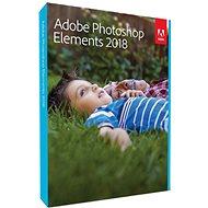 Adobe Photoshop Elements 2018 MP ENG - Softvér