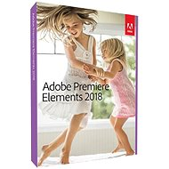 Adobe Premiere Elements 2018 CZ - Softvér