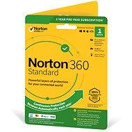 Symantec Norton 360 Standard 10 GB CZ, 1 používateľ, 1 zariadenie, 12 mesiacov (elektronická licencia) - Elektronická licencia